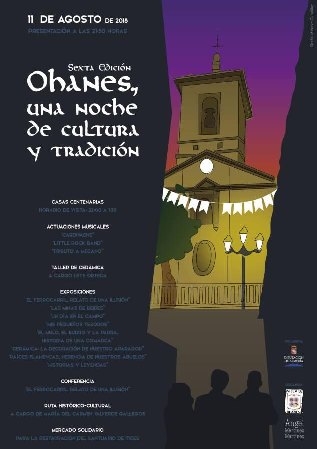 VI Noche de Cultura y Tradicion